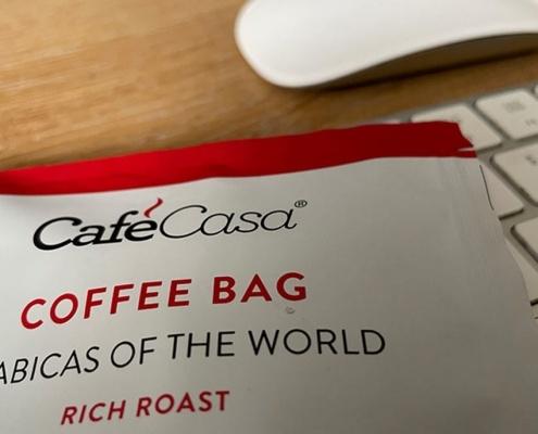 Why millennials will love Café Casa coffee bags.